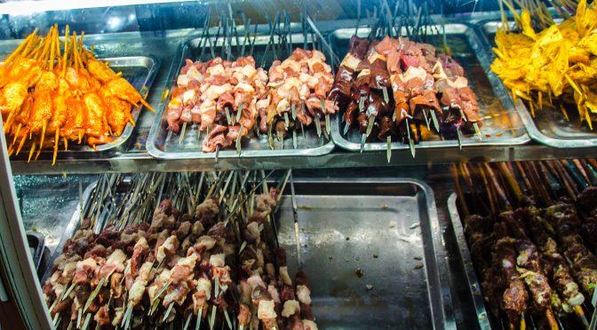 """中外媒体""""走进新疆""""系列报道(十二):布尔津县的美食堪比美景"""