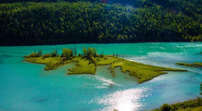 Utländska journalister Besöker Xinjiang-serien (15) – Kanas Scenery-den mest spektakulära i världen