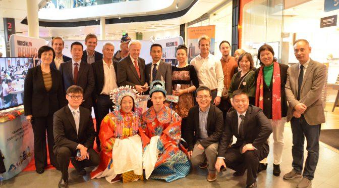 """今日头条:""""魅力北京""""旅游公众推介活动在斯德哥尔摩举行"""