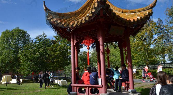 中国驻瑞典大使馆发言人就瑞典电视台辱华节目发表谈话