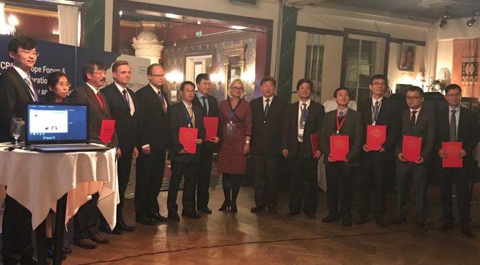 今日头条:北欧集团曹侃董事长荣膺《2018欧洲华人十大科技领军人才》殊荣