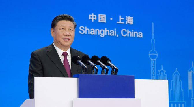 时评:中国国际进口博览会是中国推动消费拉动经济的一个重要举措