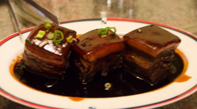 Greenpost recommends: Dongpo Pork in Mandarin Paradis