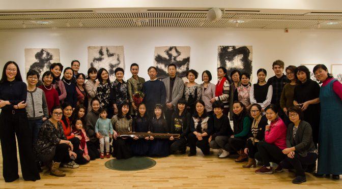 今日头条:全球中国文化中心首个古琴培训班圆满结束