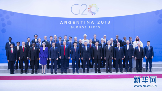 We must fulfill our responsibility and steer the global economy in the right direction: President Xi  at G20 summit in Buenos Aires