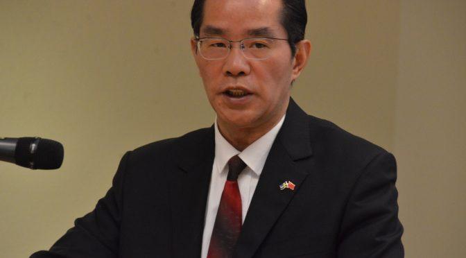 瑞典中国商会年会  中国驻瑞典大使桂从友:中瑞经贸合作处于历史最好时期