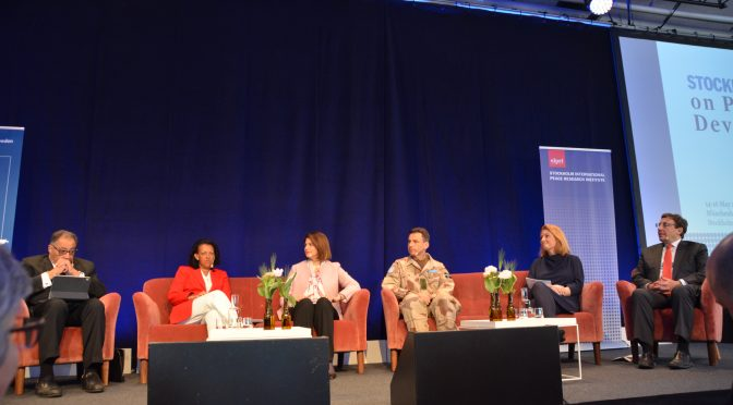 2019斯德哥尔摩和平与发展论坛关注和平建设