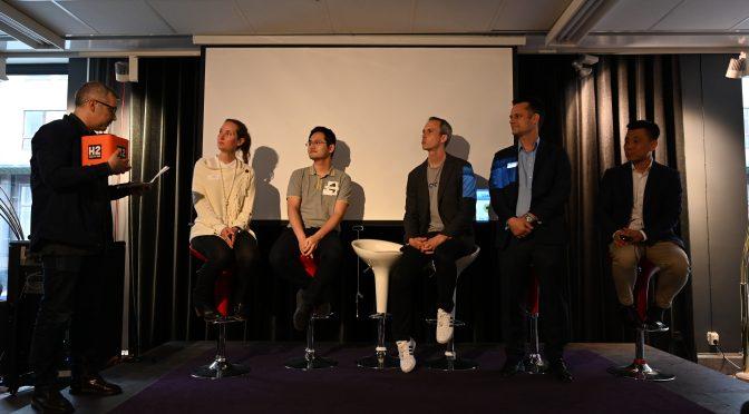 """""""与阿里巴巴谈AI""""活动在斯德哥尔摩成功举办"""