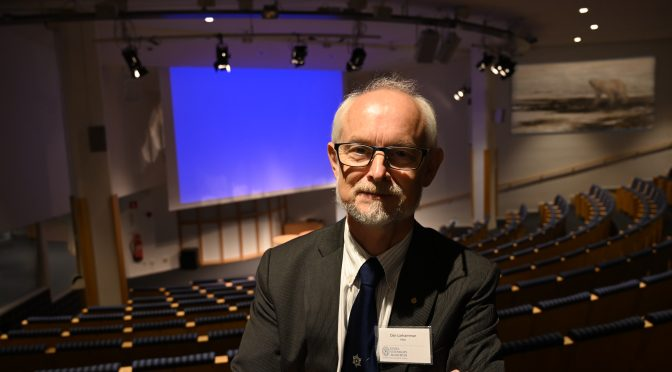 Video: Interview with Dan Larhammar, President of the Royal Swedish Academy of Sciences