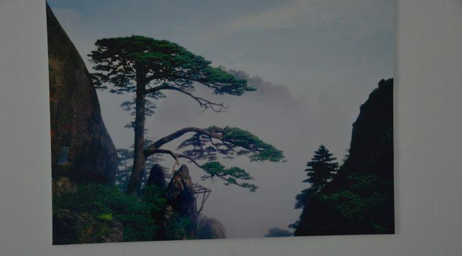 """图片新闻:瑞典""""中国旅游文化周-美好安徽""""暨安徽文化年黄山图片展"""