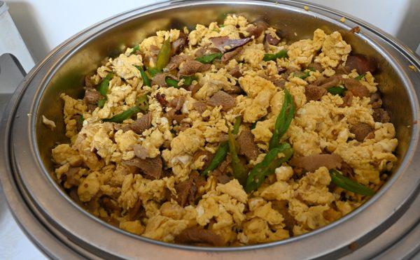 海外华文媒体感知中国(四川藏区)行(14)中华美食在四川 藏区美食在松潘