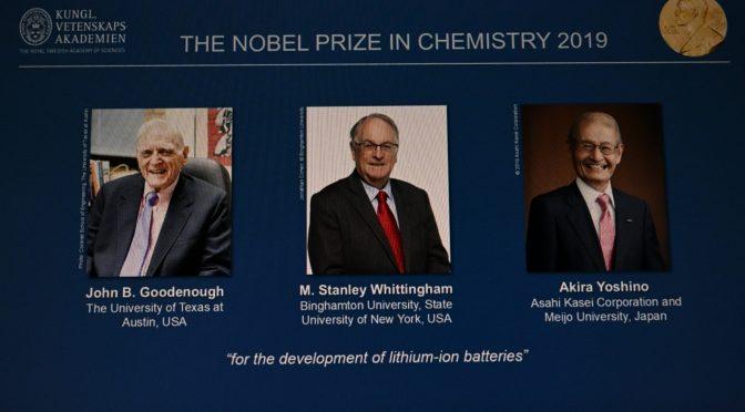 诺贝尔物理学、化学和经济学得主在斯大进行演讲
