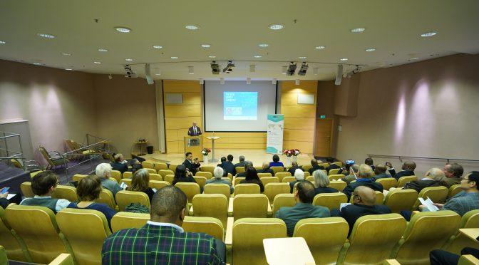 """Högt deltagande på BRIX seminarie: Afrika och Belt & Road """"Det Nya Afrika växer med Belt & Road"""""""
