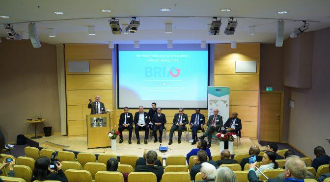 """视频:瑞典""""'一带一路'倡议与新非洲的发展""""研讨会回放"""