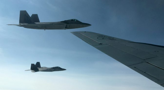 Russia is alarmed by a US Air Force visit to Norway's Jan Mayen