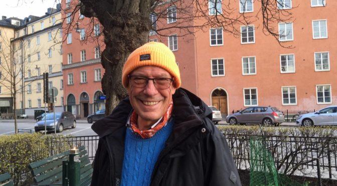 特稿:点亮蜡烛的瑞典老人