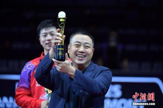 刘国梁担任世界乒乓球职业大联盟理事会主席