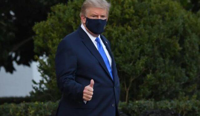 特朗普入住军事医院!病情这么严重?白宫新冠毒源找到了!