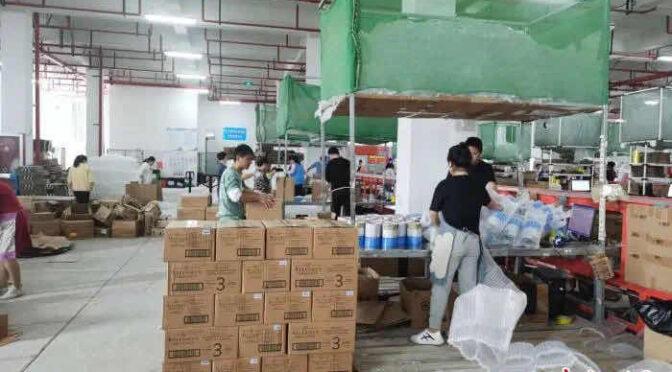 """疫情中,海外华人物流业者这样将""""中国制造""""送到消费者手中"""
