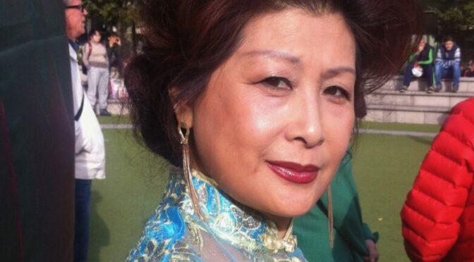 人物:瑞典华人舞蹈家陈芃芃-低调做人 高调做事