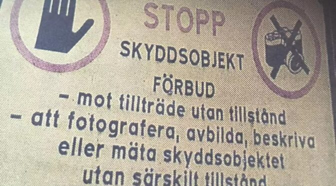 瑞典5名男子因对军事过于感兴趣被指控泄密3名已被判处有期徒刑