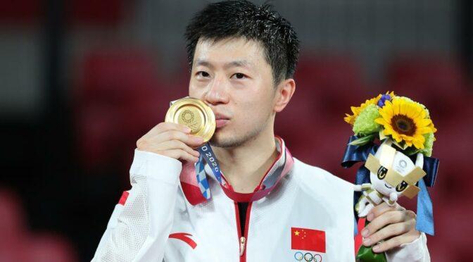 东京奥运会上的胜出充分显示中国的实力在增强