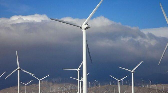 瑞典需数千台风力涡轮机