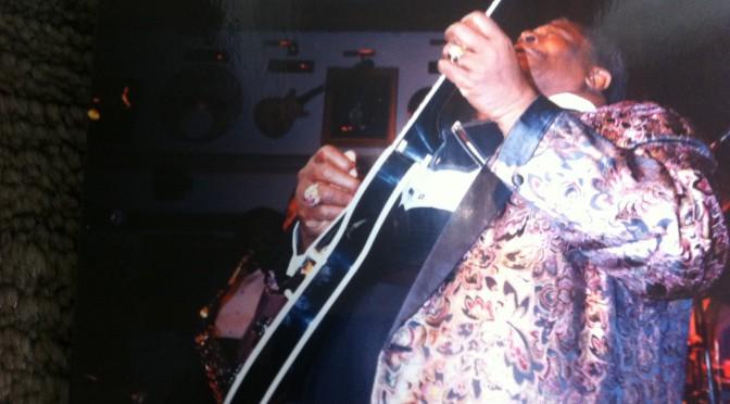 永别了,布鲁斯音乐之王B.B. (King)金