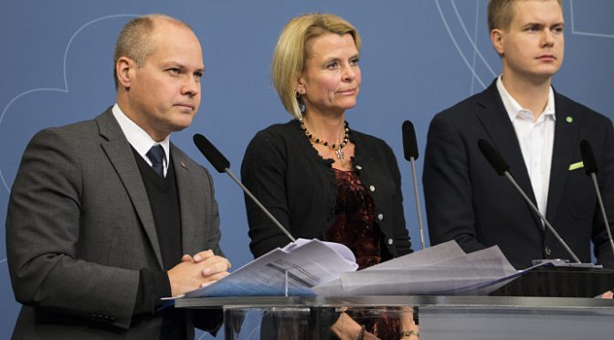 Swedish Government presents feminist policy for a gender-equal future