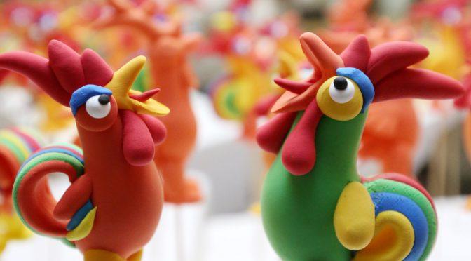 北欧绿色邮报网祝大家鸡年吉祥 万事如意