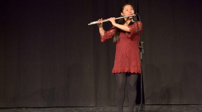 视频:北欧之春国际和平文化节上吴晶演奏《春到香江》