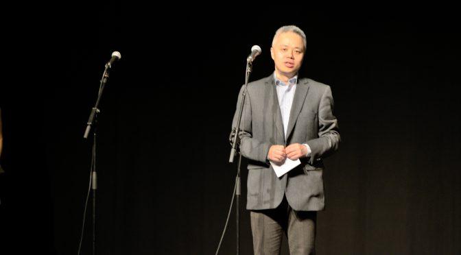 视频:郭延航领事在2017北欧之春国际和平文化节上致辞