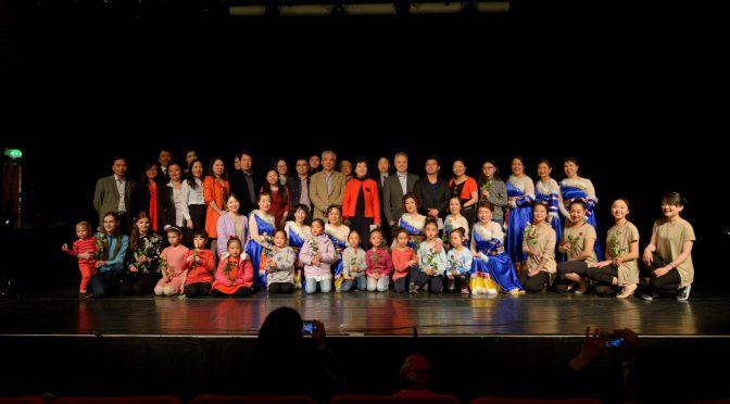 今日头条:瑞典华人华侨成功举办北欧之春国际和平文化节