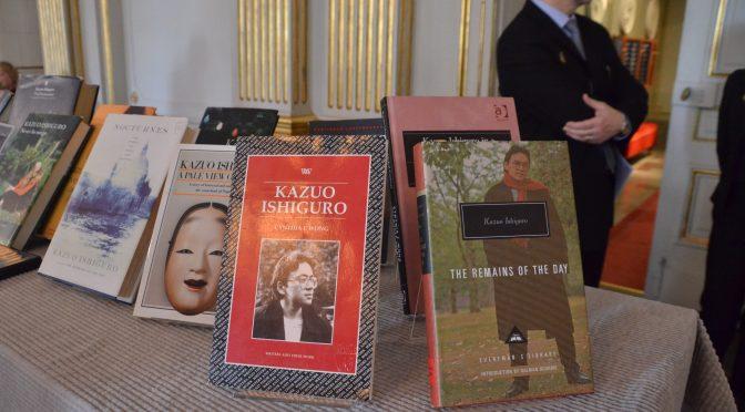 今日头条:英国日裔作家石黑一雄获得2017诺贝尔文学奖
