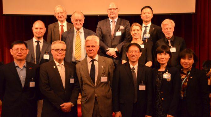 视频:首届一带一路瑞中合作高峰论坛在斯京举行