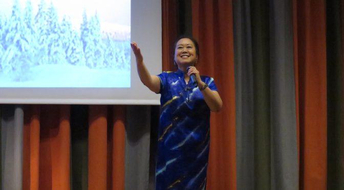 今日头条:瑞典华人艺术家成功举办冰雪之声音乐会