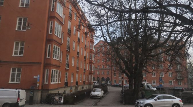 看新闻学瑞典语:斯德哥尔摩房价值多少?