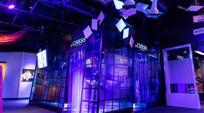 ABBA博物馆纪念五周年开设新展品