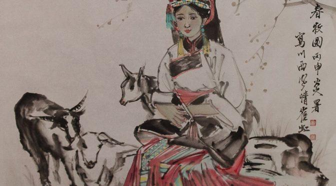 """今日头条:时代先锋—""""一带一路""""北欧文化之旅中国当代名家作品推介会让瑞典人更了解中国画"""