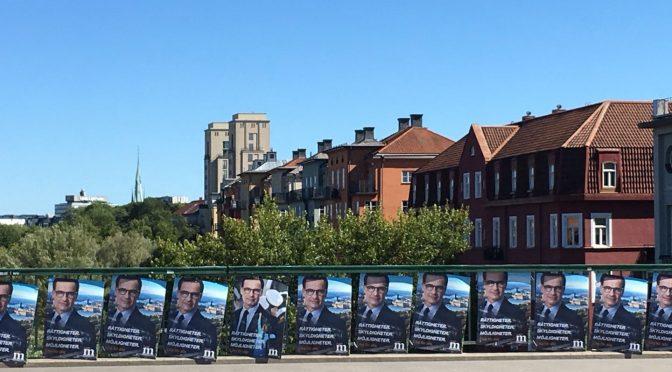 瑞典大选进行时(三)–温和党政客议会议员因报销过多车费而辞职