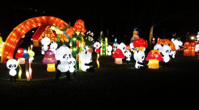 今日头条:六年后追忆2012年荷兰鹿特丹中国灯展依然记忆犹新