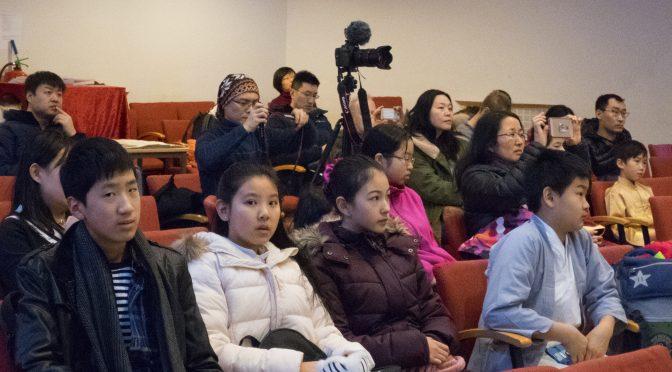 北大赵延风副教授给瑞典华人华侨做了一次精彩的华文教育讲座