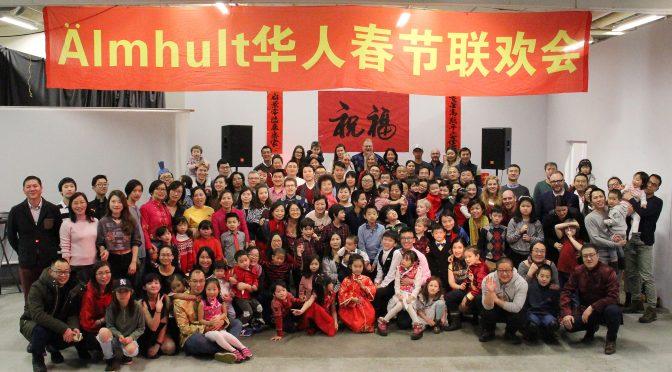 今日头条:瑞典宜家发源地华人华侨喜庆新春