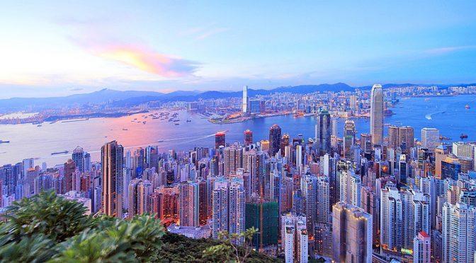 De Flesta Människor i Hongkong vill se Välstånd, Stabilitet, utan Våld och Kaos 香港繁荣稳定止暴制乱是大多数人的心声