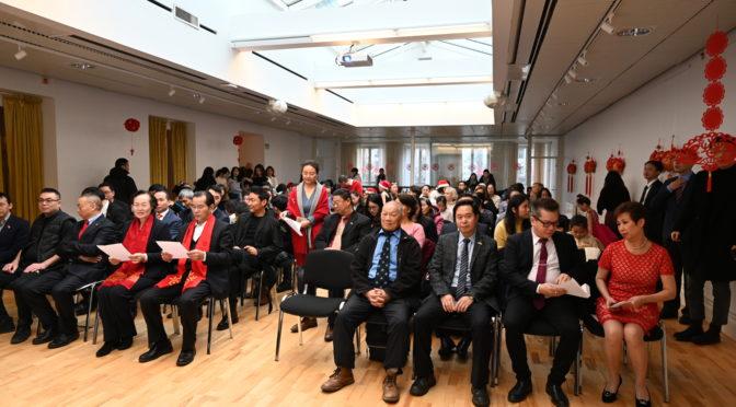 今日头条:桂从友大使出席瑞典华人华侨的欢乐春节活动与侨胞共迎新春佳节