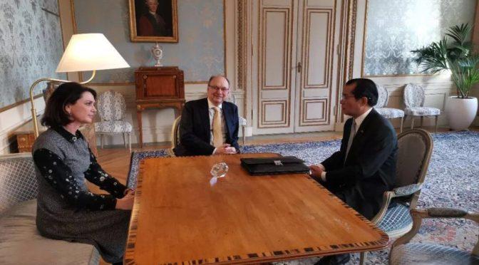 瑞典外交部国务秘书表示对中方防控和抗击疫情能力充满信心