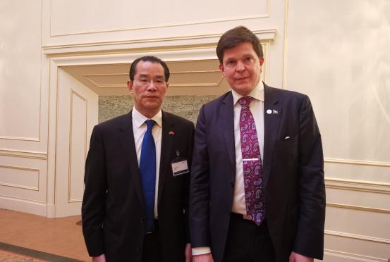 今日要闻:瑞典议长诺尔连就新冠肺炎疫情向中国人民表示慰问
