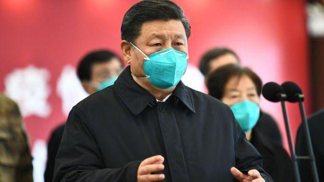 时评从习近平主席亲自考察武汉看疫情 请不要恐慌 主动做好隔离