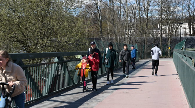 瑞典疫情已达高峰:太阳比新冠重要