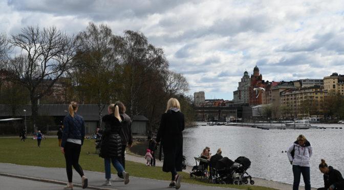 特格内尔:瑞典新冠局势比以往更糟 再遇高峰